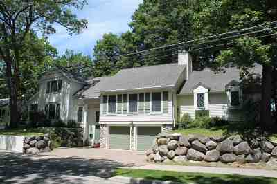 Harbor Springs Single Family Home For Sale: 141 E Summit