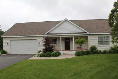 Harbor Springs Single Family Home For Sale: 70 Birch