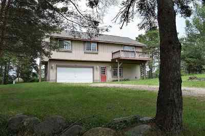 Charlevoix Single Family Home For Sale: 11877 Sequanota Heights #PVT