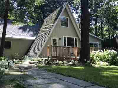 Walloon Lake Single Family Home For Sale: 4488 Fourth Street