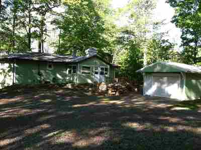 Petoskey Single Family Home For Sale: 8793 Camp Daggett