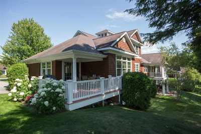 Petoskey Single Family Home For Sale: 620 Crooked Tree