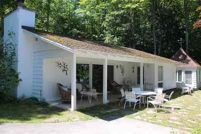 Boyne City Single Family Home New: 04783 & Ellis