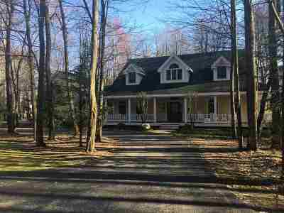 Harbor Springs Single Family Home New: 661 Woodhill
