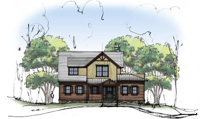 Boyne City Single Family Home For Sale: 01460 Powder Ridge Drive #Lot 36