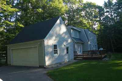 Single Family Home For Sale: 12770 Pa-Be-Shan Lane
