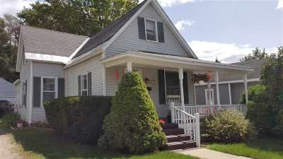 Boyne City Single Family Home For Sale: 430 N East Street