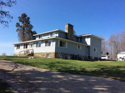 Charlevoix Single Family Home For Sale: 02717 Marion Center Rd.