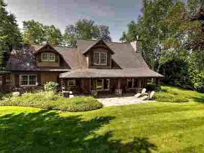 Petoskey Single Family Home For Sale: 1885 Killarney Shores