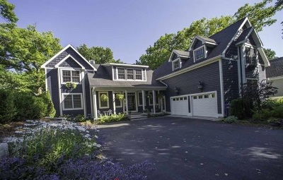 Charlevoix Single Family Home For Sale: 1080 Stroud Court