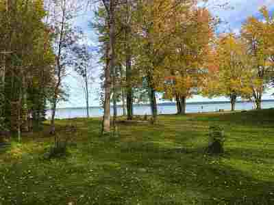 Residential Lots & Land For Sale: W Burt Lake Road