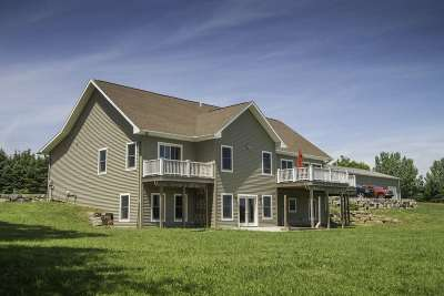 Charlevoix Single Family Home For Sale: 01776 S Barnard Road