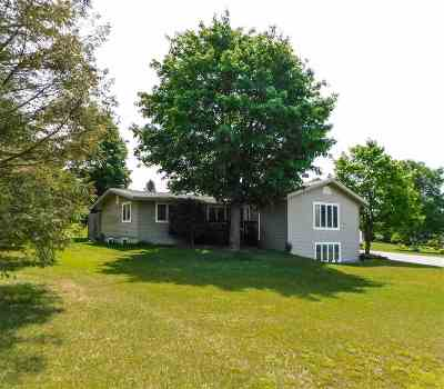 Single Family Home For Sale: 7081 S State Road