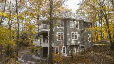 Charlevoix Single Family Home For Sale: 8521 Mount McSauba