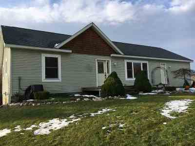 Petoskey MI Single Family Home New: $184,900