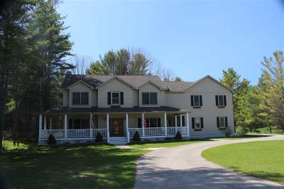 Charlevoix Single Family Home For Sale: 09055 Whippoorwill Lane