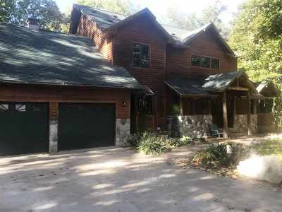 Charlevoix Single Family Home For Sale: 06515 Burgess Road