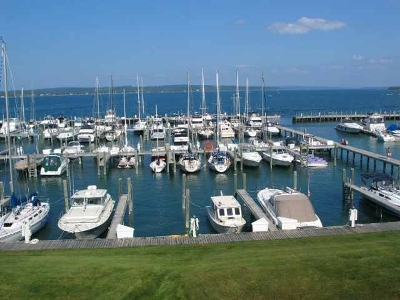 Charlevoix Single Family Home For Sale: 206 Ferry Avenue #54