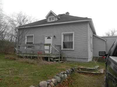 Walloon Lake Single Family Home New: 04356 N M-75