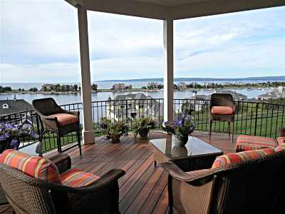 Bay Harbor Single Family Home For Sale: 4140 Harborview Ridge