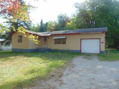 Petoskey Single Family Home For Sale: 2270 N Us 31 Highway