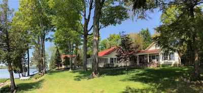 Petoskey Single Family Home For Sale: 7701 Indian Garden Road