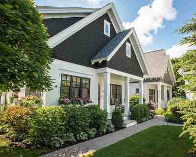 Harbor Springs Single Family Home For Sale: 575 E Bay Street #Cottage