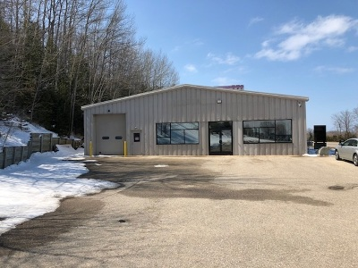Petoskey Commercial Lease For Lease: 2375 Charlevoix Avenue