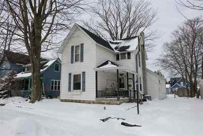 Petoskey Single Family Home For Sale: 516 Wachtel Avenue