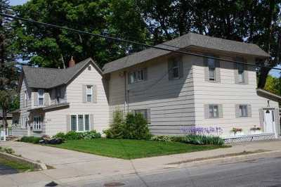 Harbor Springs Multi Family Home For Sale: 615 State