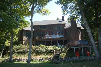 Charlevoix Single Family Home For Sale: 12695 Pa-Be-Shan