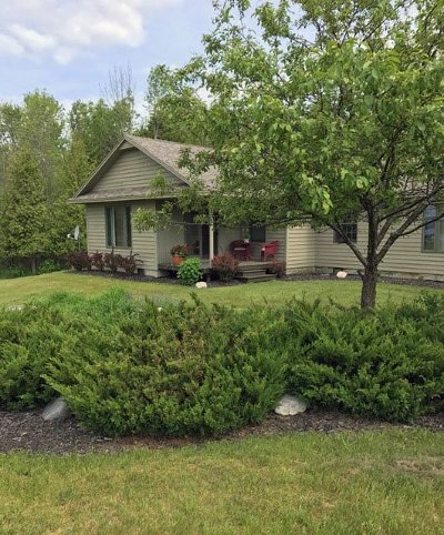 Alanson Single Family Home For Sale: 8240 Banwell Road