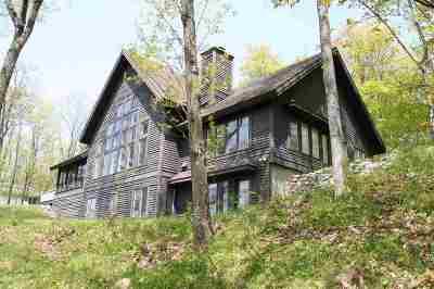Harbor Springs Single Family Home For Sale: 5074 Seven Mile Point Ridge Drive