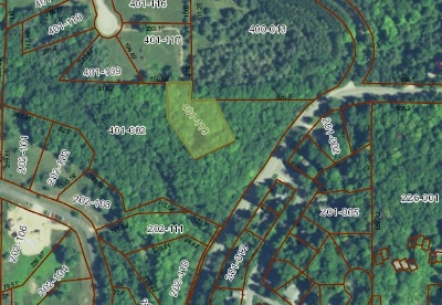Residential Lots & Land For Sale: 7925 Bay Meadows Drive #Lot #18