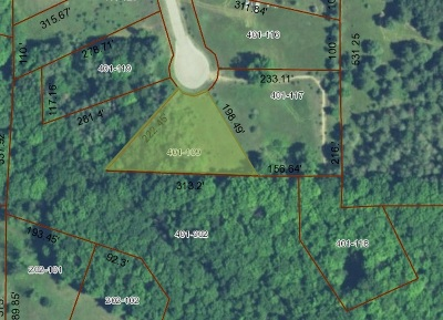 Residential Lots & Land For Sale: 7950 Bay Meadows Drive #Lot # 9