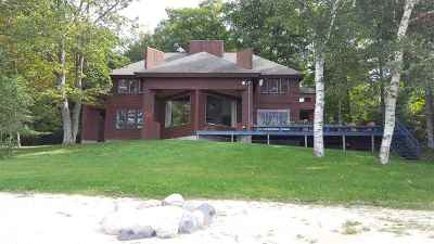 Harbor Springs Single Family Home For Sale: 1381 Lamkin
