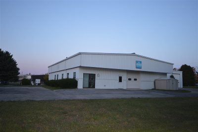 Charlevoix County Commercial For Sale: 100 Air Industrial Park Drive
