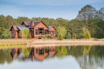 Harbor Springs Single Family Home For Sale: 2381 Sanctuary Drive