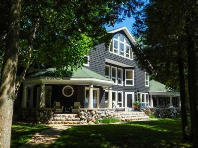 Harbor Springs Single Family Home For Sale: 6970 & 6942 Windemere Drive
