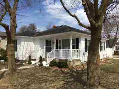 Charlevoix Single Family Home For Sale: 308 May Street