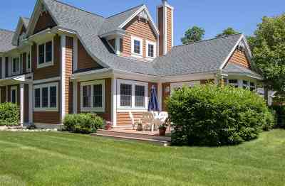 Harbor Springs Single Family Home For Sale: 824 Fairways