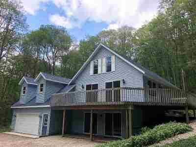 Harbor Springs Single Family Home For Sale: 214 E Brutus Road