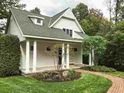 Petoskey Single Family Home For Sale: 00853 Crooked Tree Drive #14