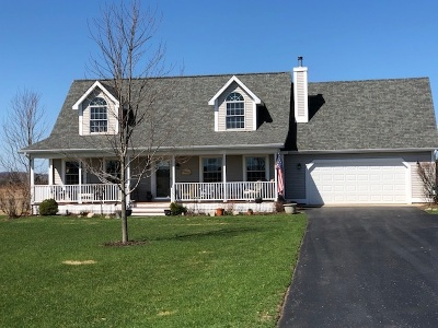 Alanson Single Family Home Active-Price Change: 6373 Sunset