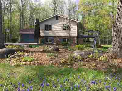 Charlevoix Single Family Home For Sale: 13475 North Forest Drive