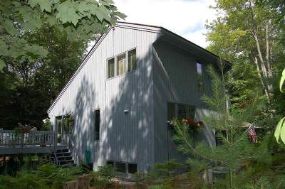 Single Family Home For Sale: 2755 Harbor-Petoskey Road #Cottage