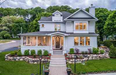 Harbor Springs Single Family Home For Sale: 515 Main Street