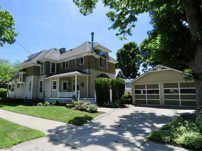 Petoskey MI Single Family Home For Sale: $414,900