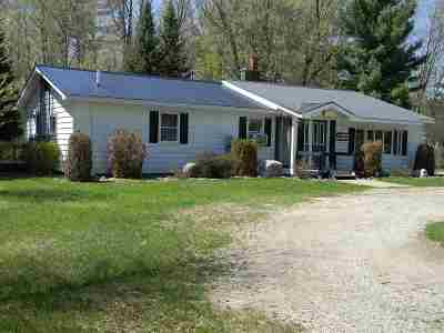 Boyne City Single Family Home New: 01955 Fall Park Road