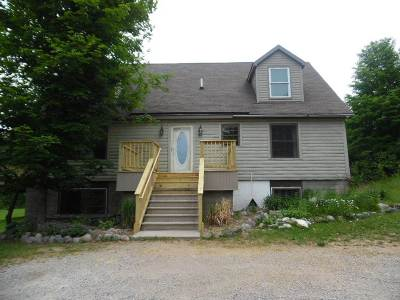 Petoskey MI Single Family Home New: $289,900